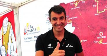 """Javier Guillén: """"La Vuelta ha tomado una buena tendencia"""""""