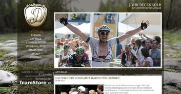 John Degenkolb: página web oficial