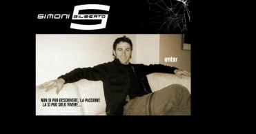 Gilberto Simoni: página web oficial
