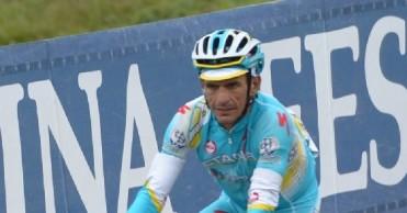 "Paolo Tiralongo: ""Mi mejor compañero ha sido Alberto Contador"""