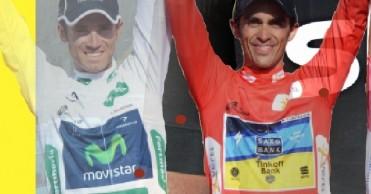 Contador y Valverde derrotan a la UCI