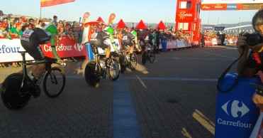 Turín, posible salida de la Vuelta 2015