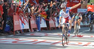 ¿Dani Moreno candidato a ganar la Vuelta?