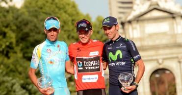 La maldición de la Vuelta a España