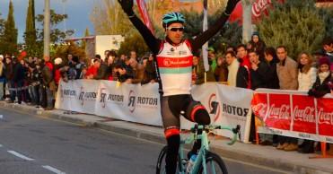 Haimar Zubeldia gana el XXII Memorial Isabel Clavero