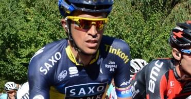 Alberto Contador y el aval Tinkoff-Saxo