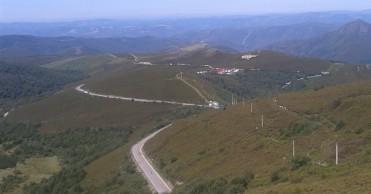 La Vuelta 2012 llega a Ancares (video íntegro)