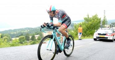 Monfort, líder del Lotto para la Vuelta