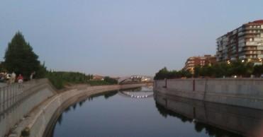 Un paseo en bicicleta por Madrid Río