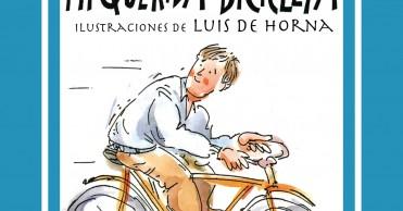 Mi querida bicicleta, Miguel Delibes
