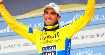 Contador y España, números uno de la UCI-World Tour