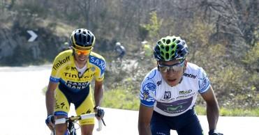 Nairo Quintana reescribe la historia del Giro