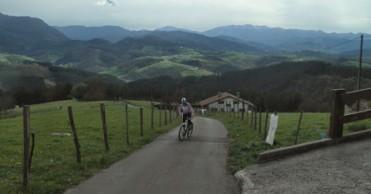 El muro que decidirá la Vuelta al País Vasco 2014 (galería de fotos)
