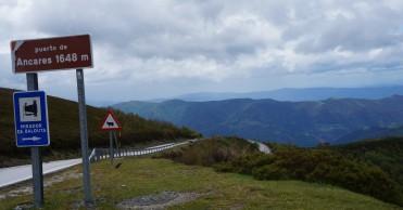 Las montañas de la Vuelta 2014