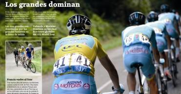 Encuesta: ¿Cuál es el momento más emocionante de la temporada ciclista?