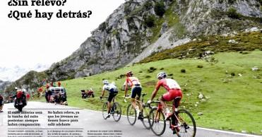 80 años de Vuelta: el misticismo de los Lagos de Covadonga