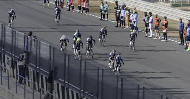 Ensayo general de las 24 Horas Cyclo Circuit
