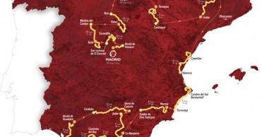 Presentada la Vuelta a España 2015