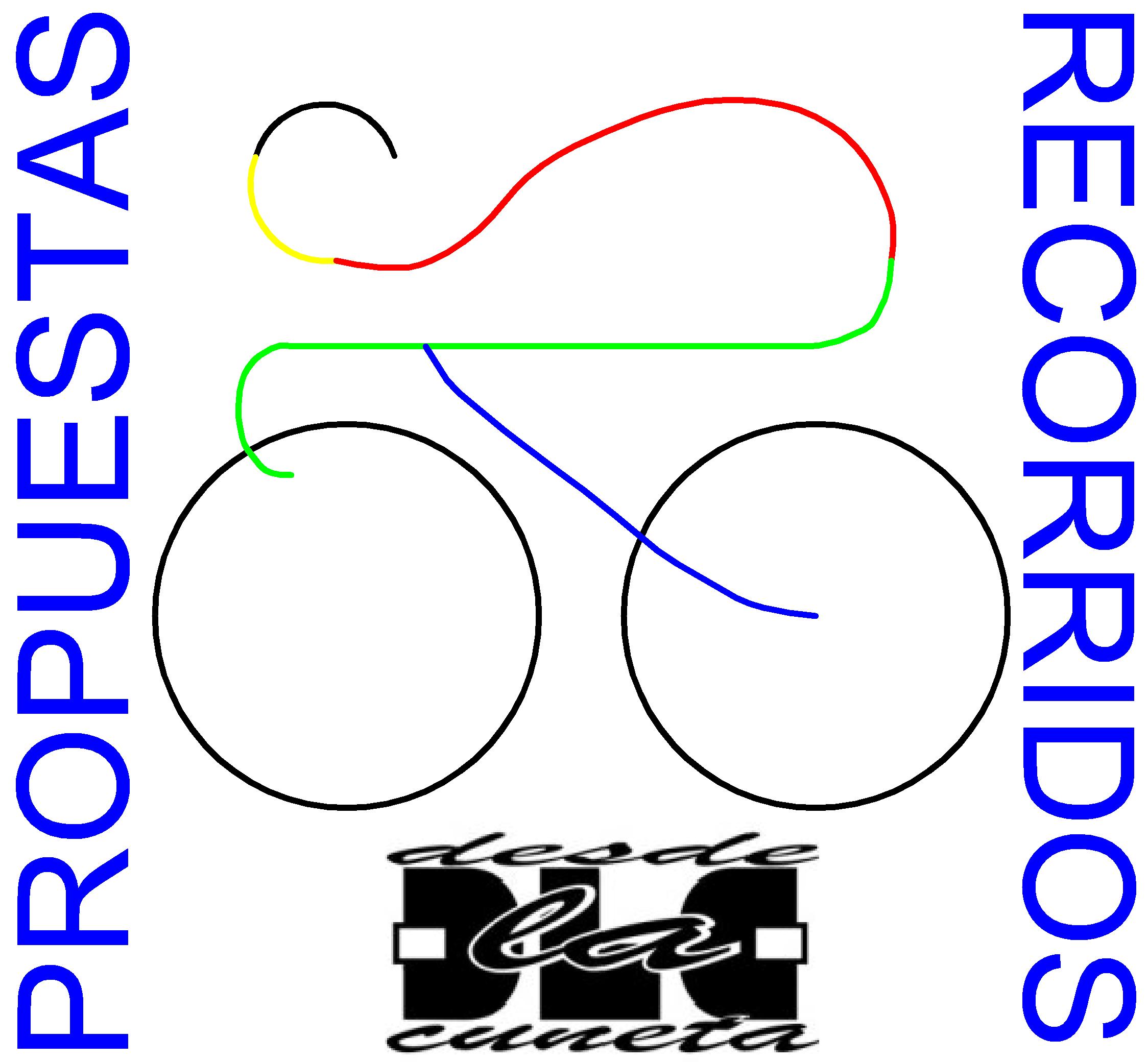 Recorridos ciclistas: opción radical para la Quesera