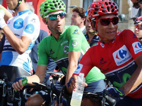 Alejandro Valverde, suma y sigue