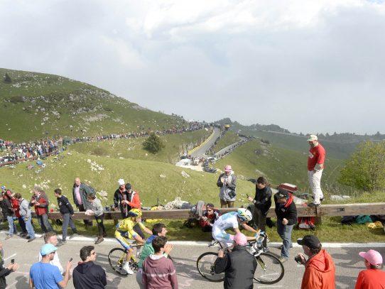 Replanteando el Giro de Italia 2017