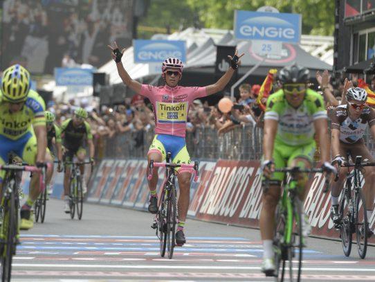 Españoles en el Giro: Indurain marcó el camino