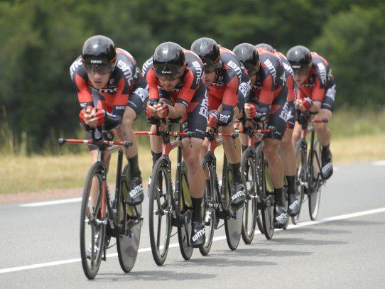 La buena salud del ciclismo norteamericano