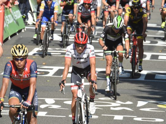 Contador anuncia su retirada