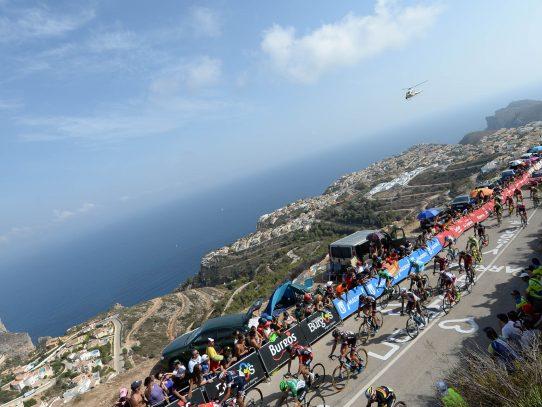 Replanteando la primera semana de la Vuelta 17