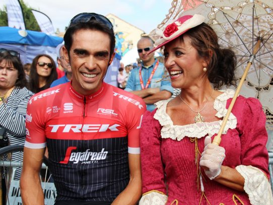 El pelotón paralelo: ¿Y si Contador hubiese corrido en Movistar?