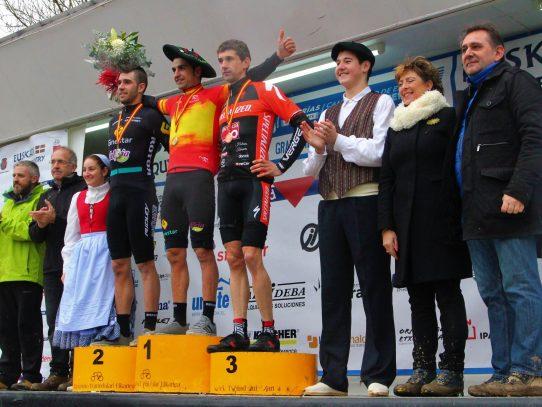Galería fotográfica Campeonato de España Ciclocross 2018