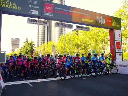 Vuelta a Madrid: Progresa adecuadamente