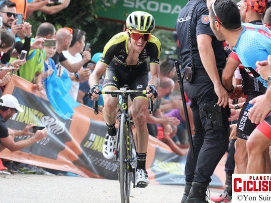 Sobre el modelo de Vuelta a España