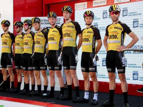 Team Lotto-NL Jumbo, en constante evolución