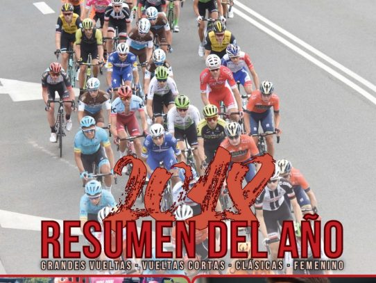 Ya disponible la Revista Planeta Ciclismo nº 25
