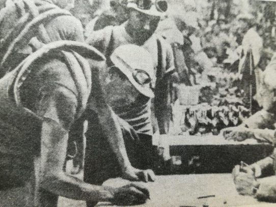 EL SORPRENDENTE TRIUNFO DE GEORGES SPEICHER EN 1933