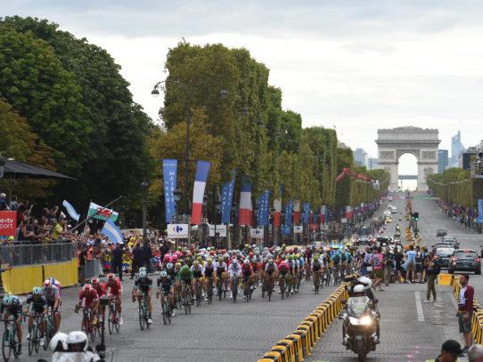 El nuevo Tour de Francia