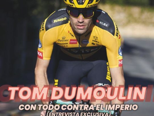 Ya disponible la Revista Planeta Ciclismo nº 34