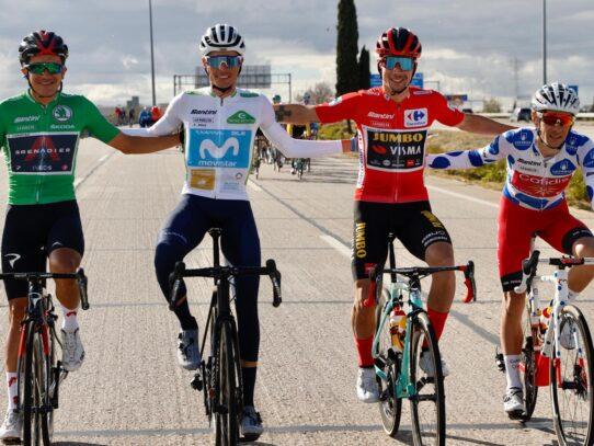 Vuelta 2021: Cambio de aires